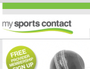 my sports contact